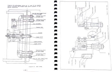 JET-Asian JRD-1250/1600DH Radial Drill Instructions