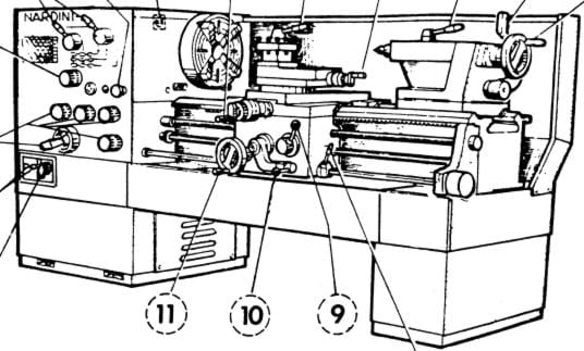 NARDINI MS-1400, 1600, 175, 205 Mascote Op/Part Manual