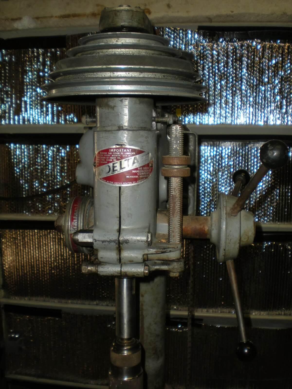 Delta Rockwell 17 Drill Press
