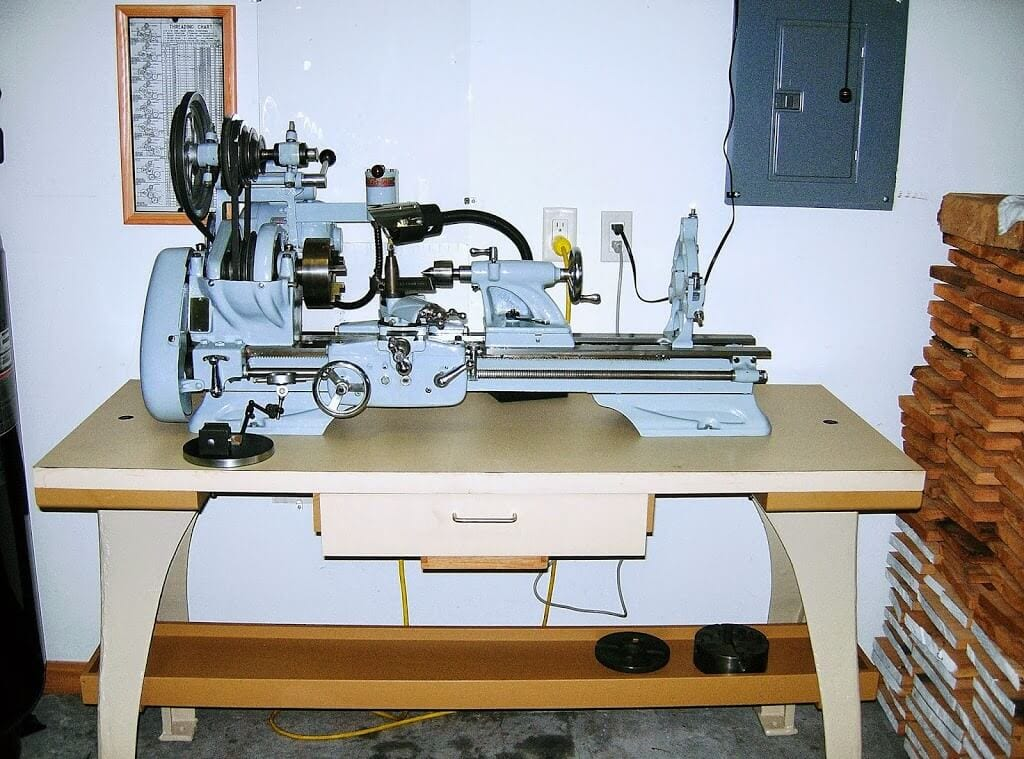 Atlas 12 Lathe Belt