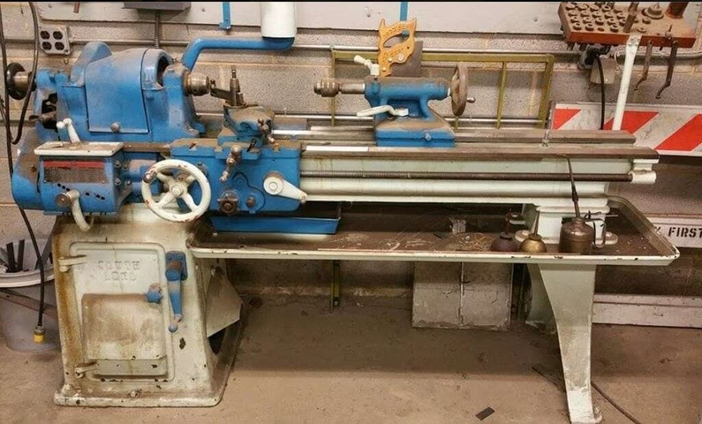 13 Inch South Bend Lathe For Sale