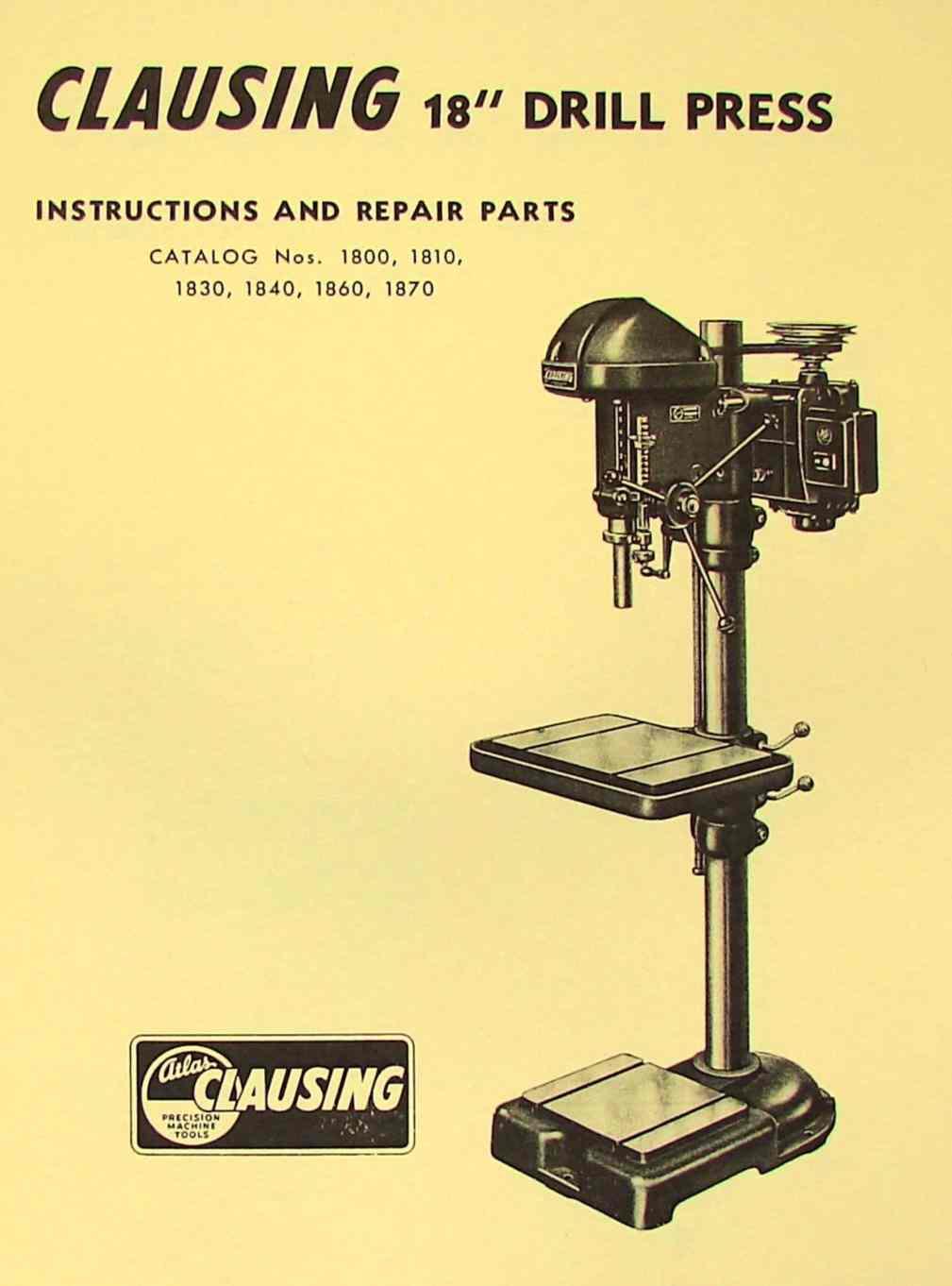 Cincinnati Milacron Manuals