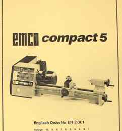 emco compact 5 metal lathe instruction manual [ 1009 x 1362 Pixel ]