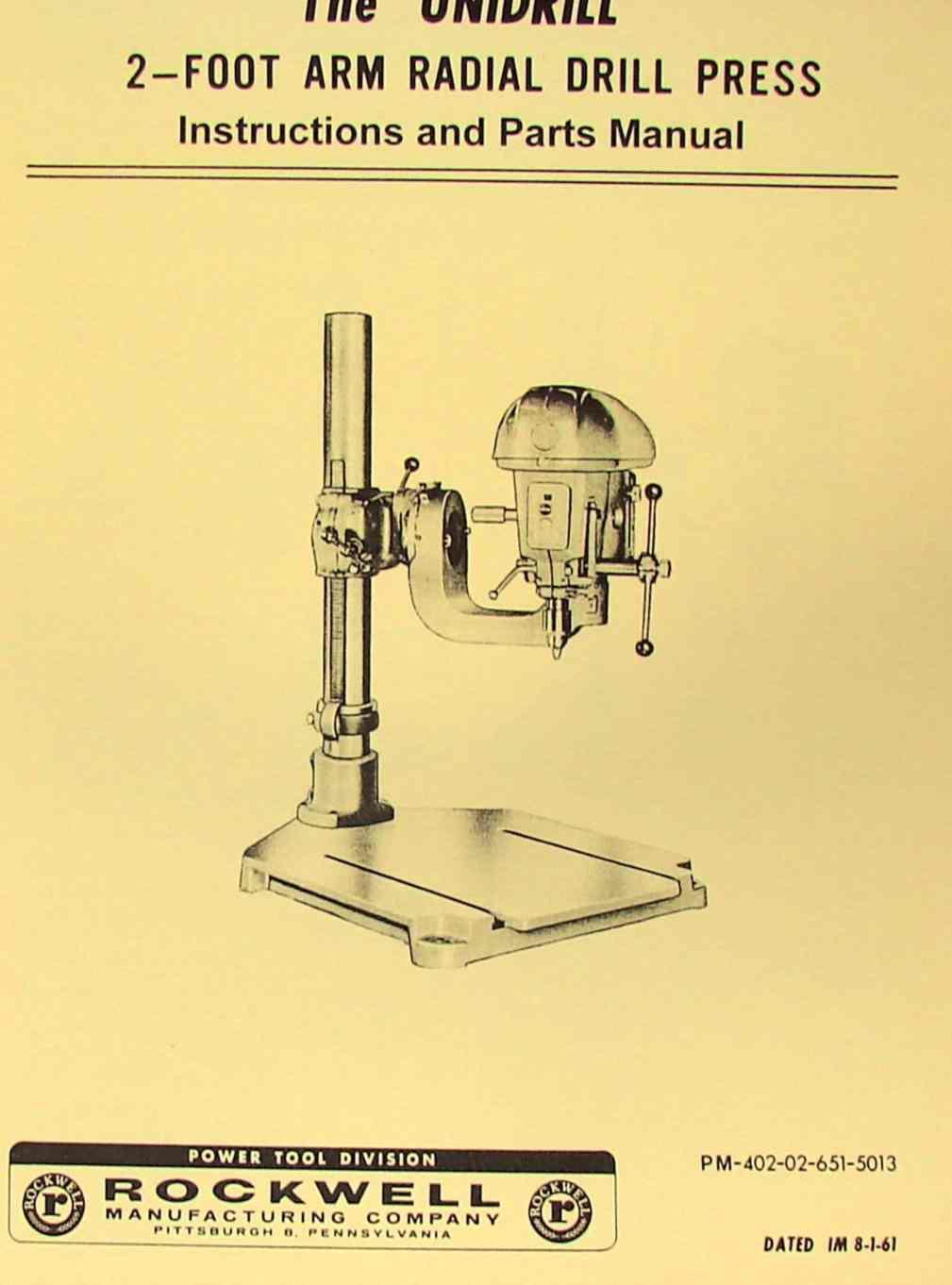 14 Drill Press