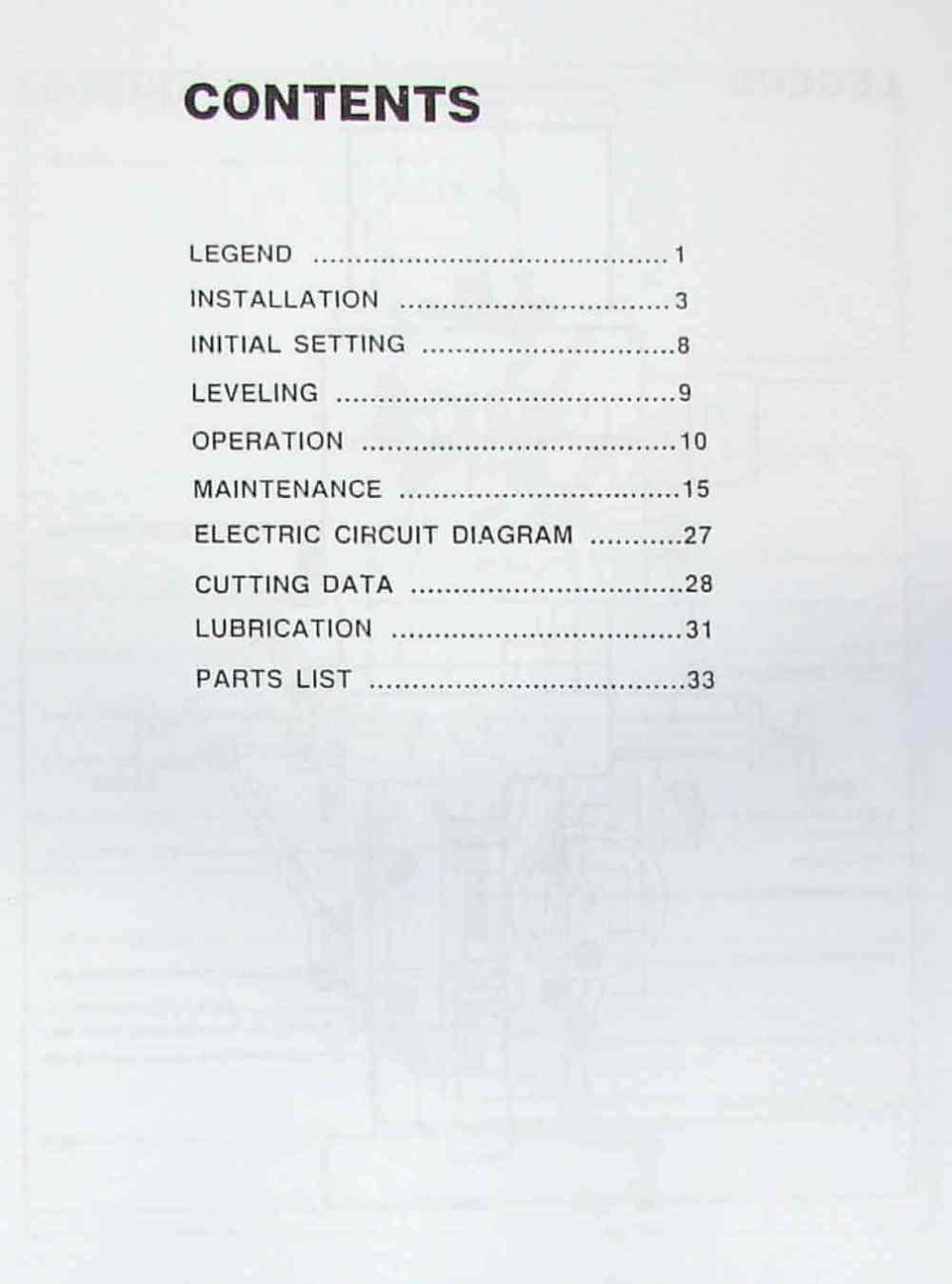 medium resolution of  atlas cah supermax ycm 16vs milling machine operator s parts manual ozark on ho scale layout