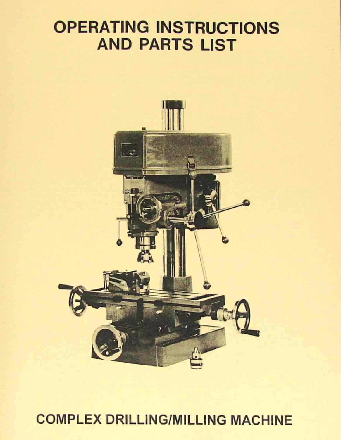 Jet Mortiser Manual