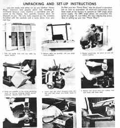 dewalt 7770 10 inch radial arm saw owner s instructions and parts manual [ 1009 x 1362 Pixel ]