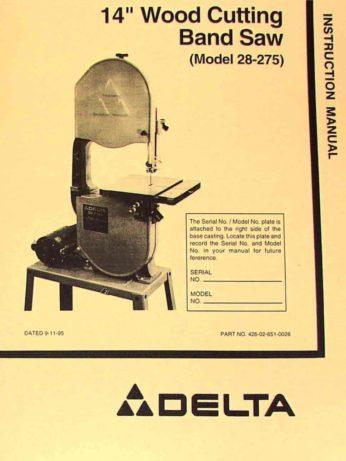 Delta 28 180 Manual