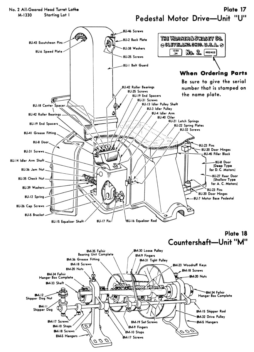 Monarch Lathe Wiring Diagram Craftsman Lathe Wiring