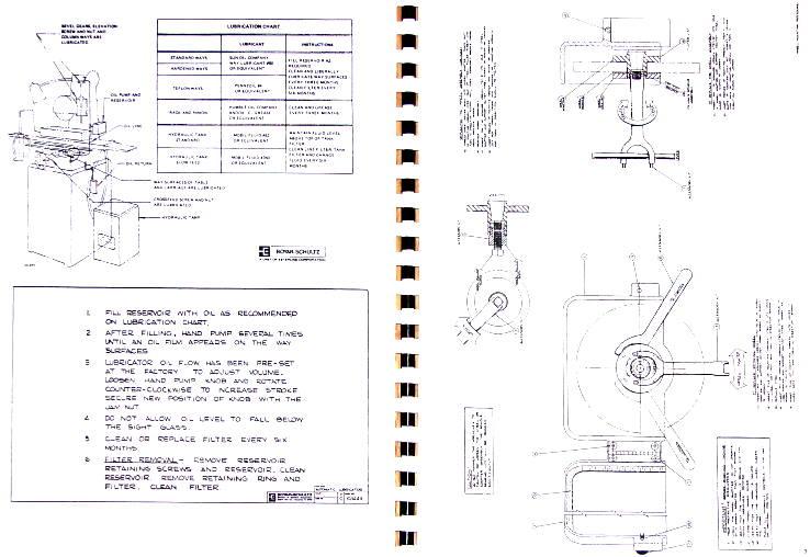 BOYAR-SCHULTZ H612 H618 Surface Grinder Challenger