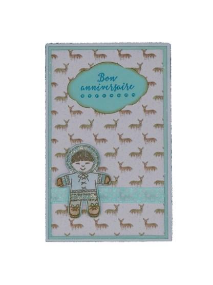 Carte pochette Kop Eskimo