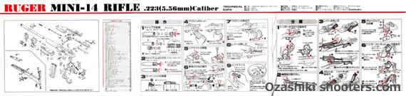 CMC mini14 Manual URA-S-WM