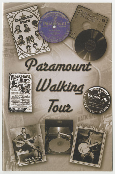 paramount walking tour