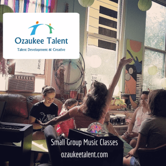 Ozaukee Talent Small Group Classes January 15