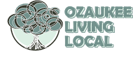 ozaukee living local logo