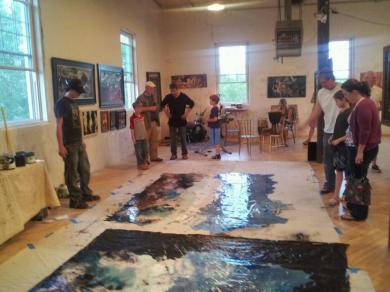 Interaction Art Show Event