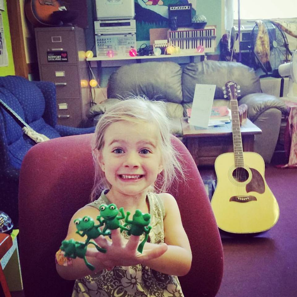 NOW REGISTERING FOR FALL PRE-K and KINDERGARTEN MUSIC CLASS