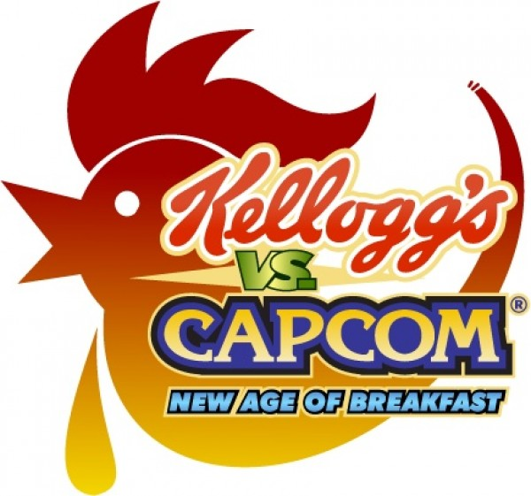 Kellogg's VS Capcom - New Age of Breakfast