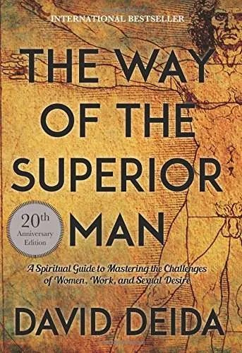 way-superior-man-david-deida-pickup-artist-book-recommendation
