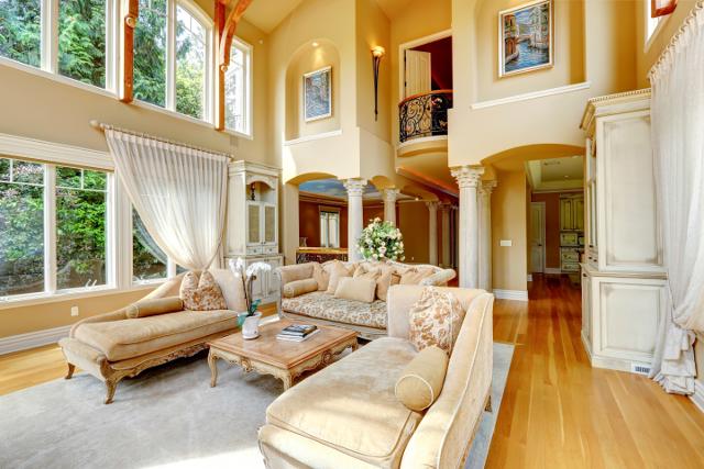 10 living room design ideas for your custom home