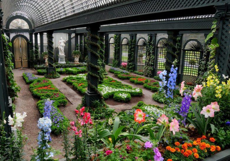 french garden organic