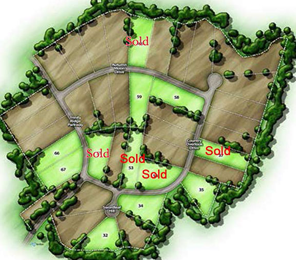 Trinity Ridge Site Plan phase 2