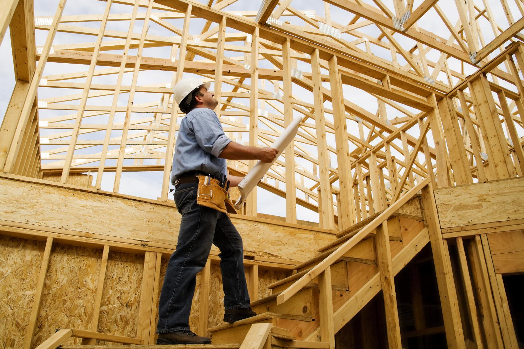Home builder vs selfcontractor vs subcontractor