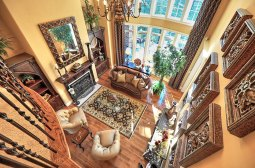 OZ Custom Homes of Charlotte Fort Mill Ted 5
