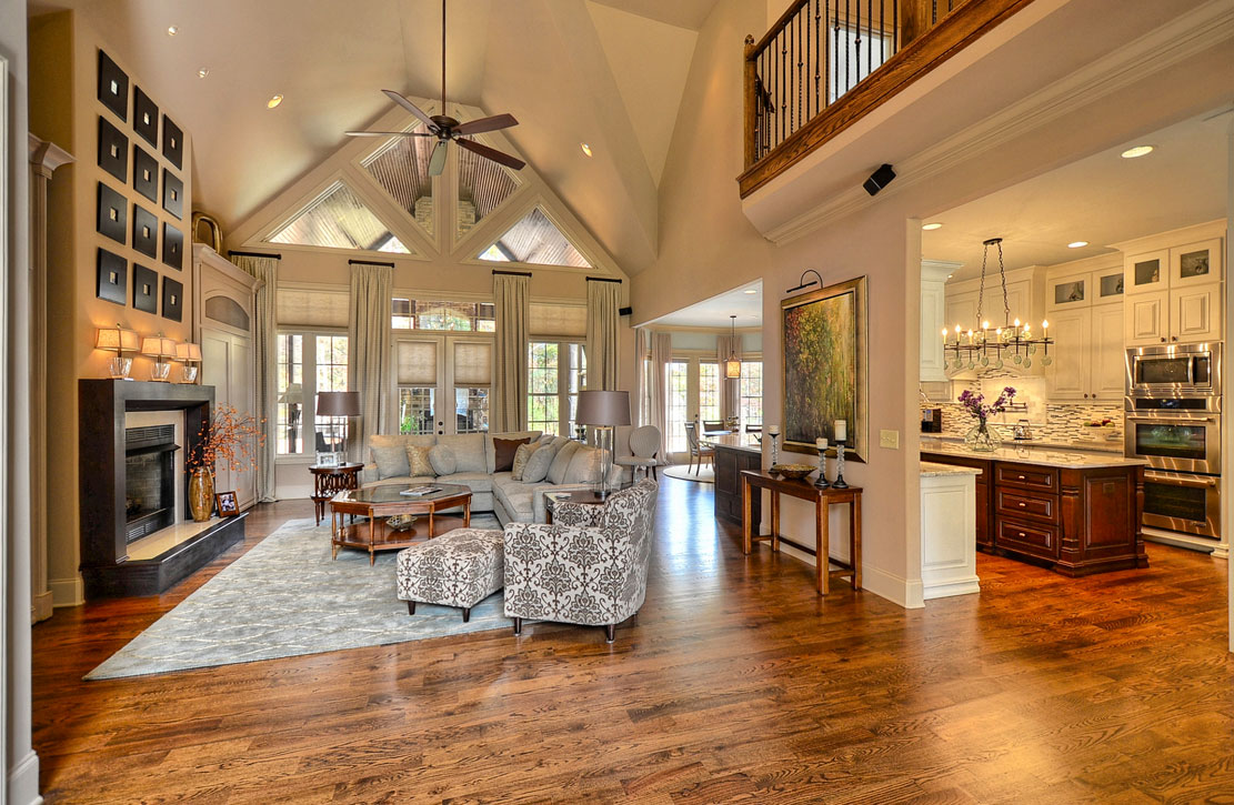 OZ Custom Homes of Charlotte & Fort Mill Tracy 10