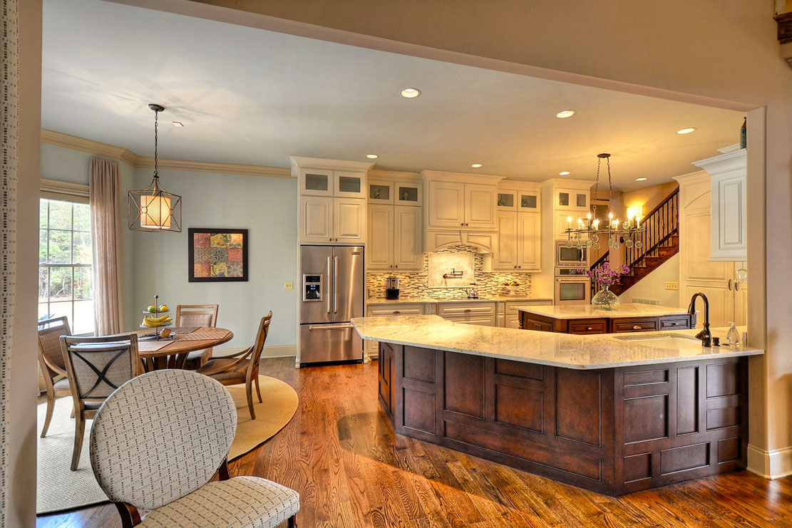 OZ Custom Homes of Charlotte & Fort Mill Tracy 15