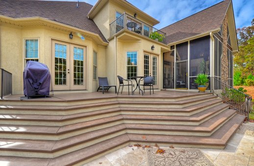 OZ Custom Homes of Charlotte & Fort Mill Tracy 2