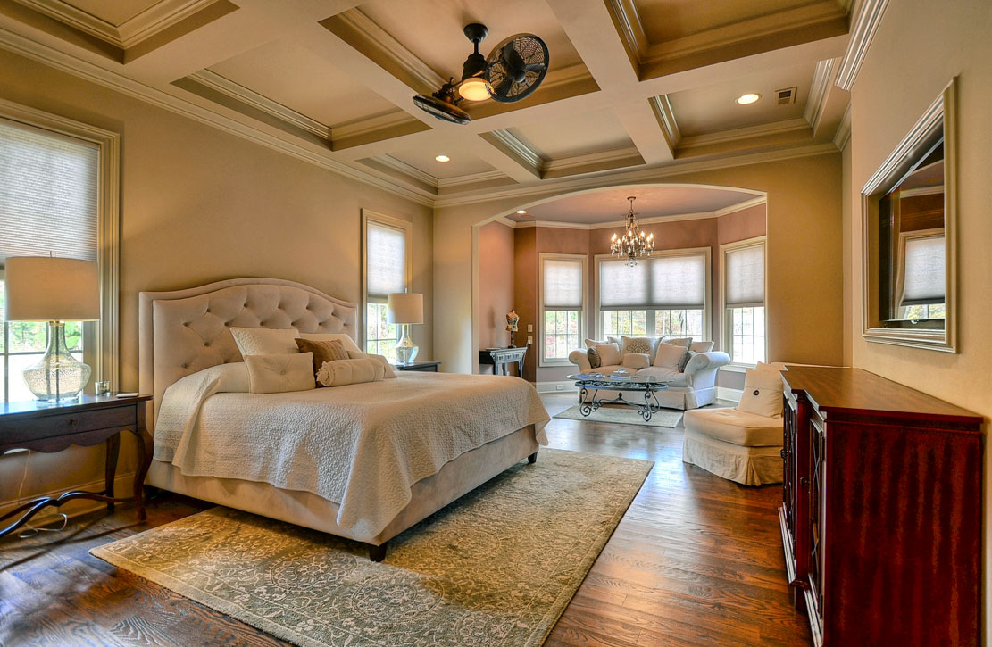 OZ Custom Homes of Charlotte & Fort Mill Tracy 6