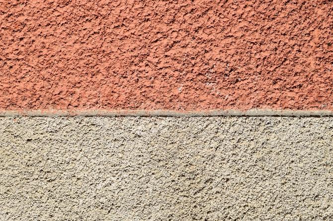 textured walls custom home