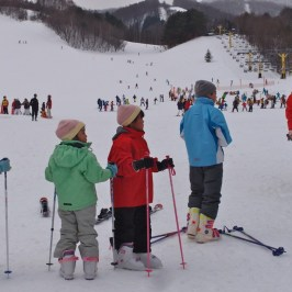 Katashina's ski resorts: Ski & Snowboard Rental