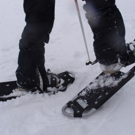 Ultimate Snow Experience in North Kanto: Snowshoeing