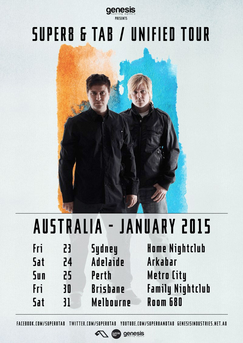 super8andtab-australian-tour-2015-poster