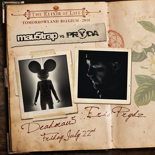 deadmau5-eric-prydz-tomorrowland-2016-announcement