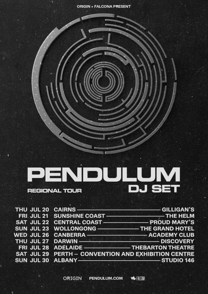 Pendulum-DJ-Set-2017-Australia-Poster