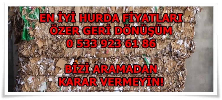 Ataşehir Karton Hurdası En Yüksek Fiyattan
