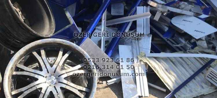 Ataşehir Krom Hurdacı 0533 923 61 86 Demir Hurda
