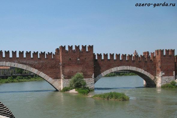 мост Скалигеров фото