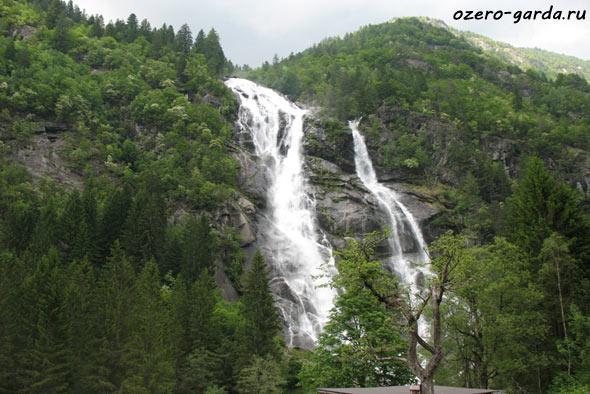 Водопад Нардис фото