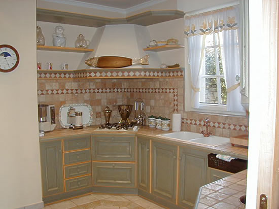 Вилла в аренду Гарда кухня фото