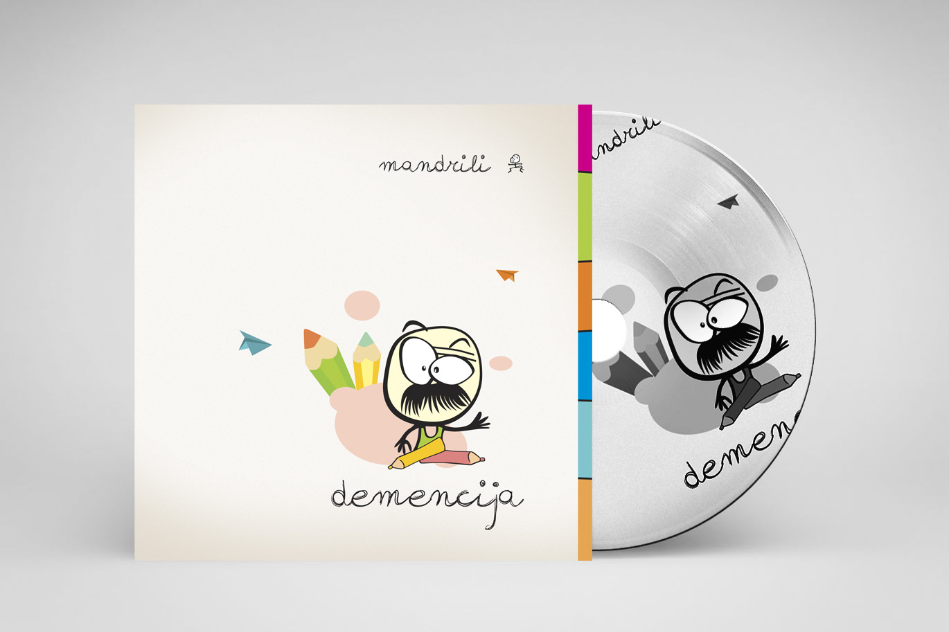 cd covers ozfdesign