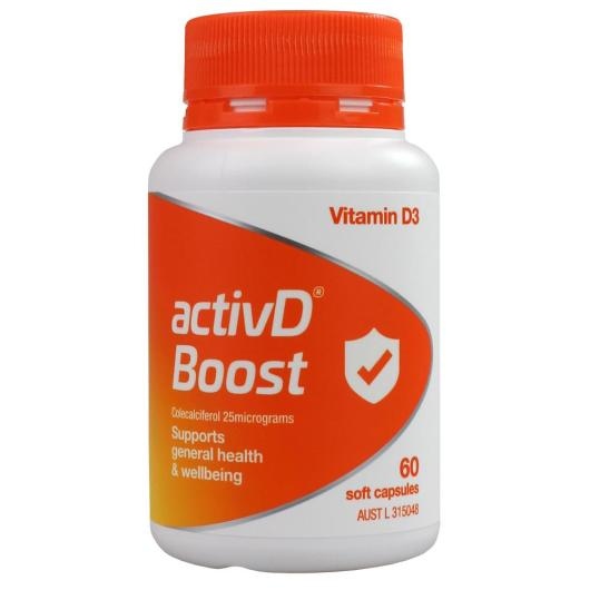 activd boost