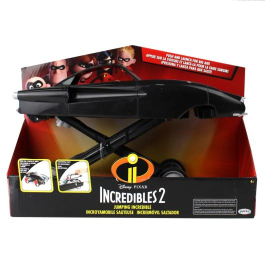 the incredible toy car