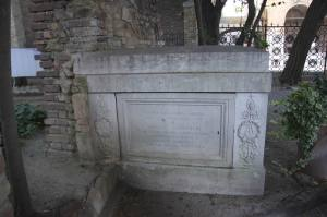 Dante's Tomb Ravenna Italy