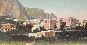 Capri Italy Hotel Quisisana