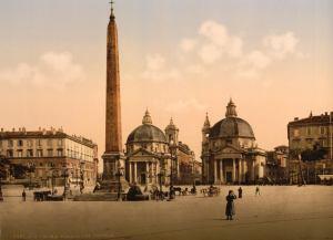Piazza del Popolo, Rome