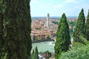pitra bridge verona veneto Italy, Ponte Pietra